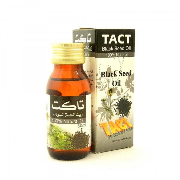 Natural Black Seed Oil 60 ml-Tact