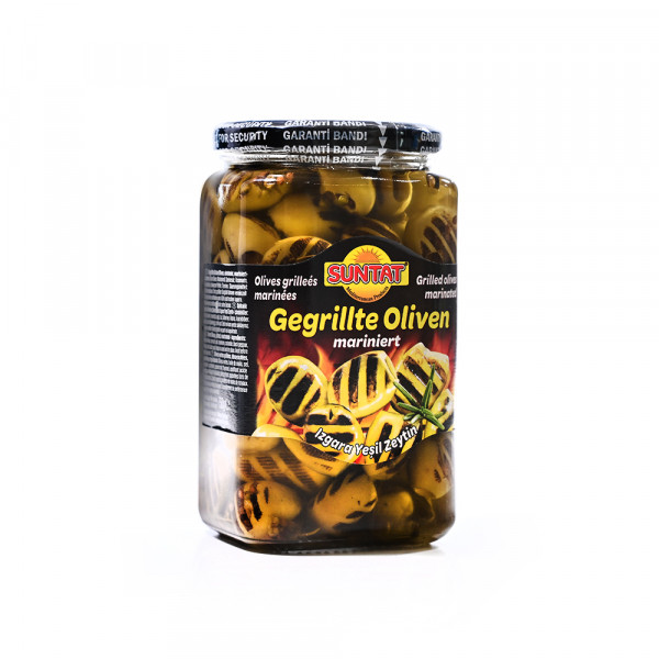 Green Olives Grilled suntst 750 g