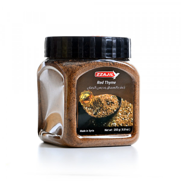 Thyme with course and pomegranate molasses - ZZAJIL - 250 g