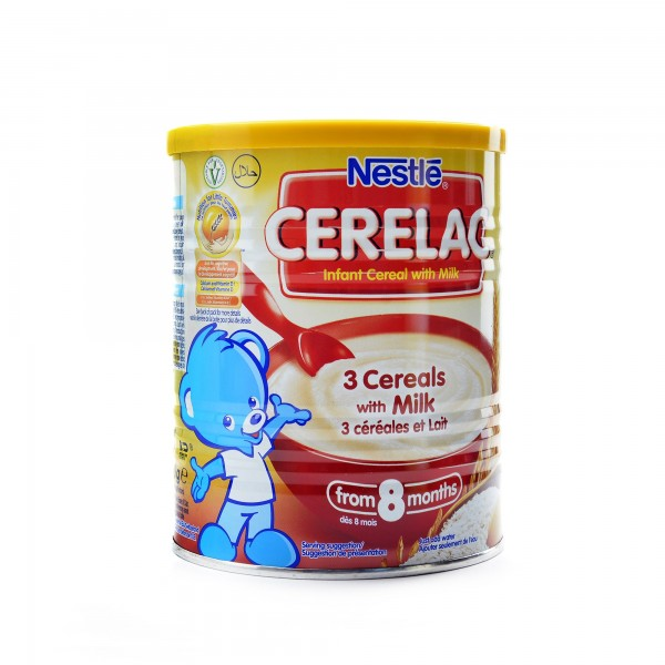Cerealac With cereals and milk 400 g