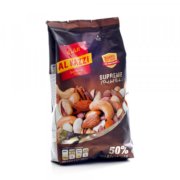 Al Kazzi supreme mixed nuts 450 g