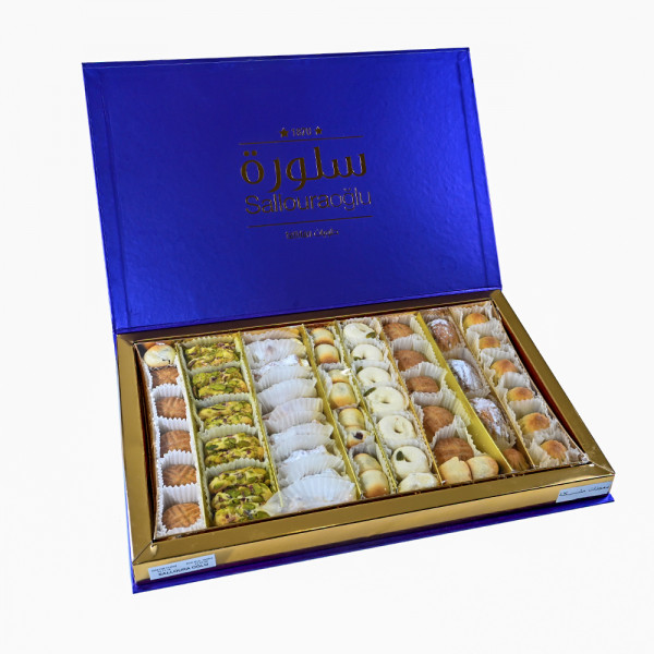 Mixed Dry Sweets salloura 950 g
