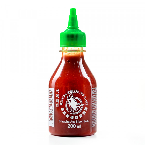 Sriracha Super Hot Chili Sauce 455ml
