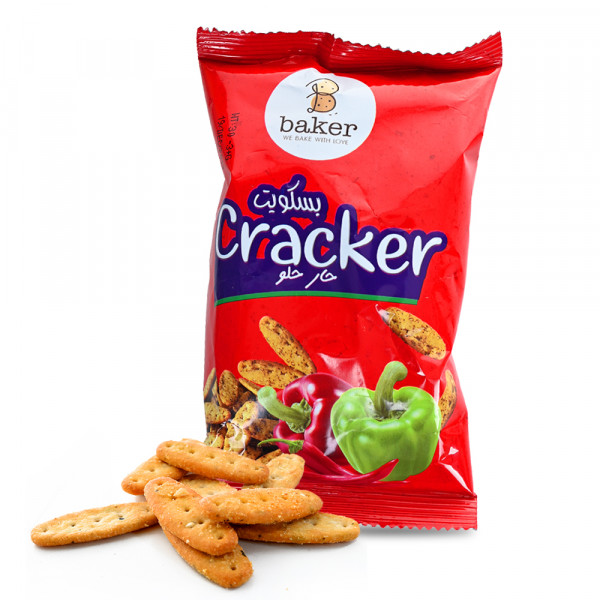 Cracker Keks - Süs Spicy - 30 g