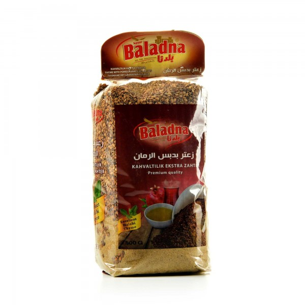 Baladna thyme red with pomegranate molasses 500 g