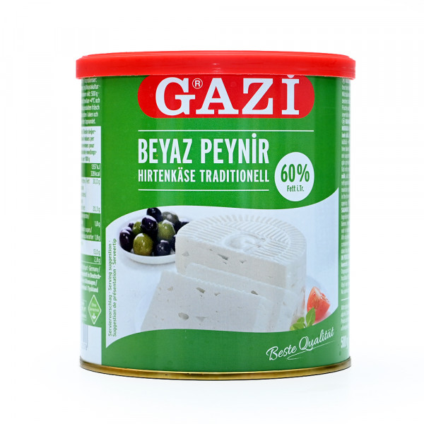 Gazi Feta Cheese - fat 60% 750 g
