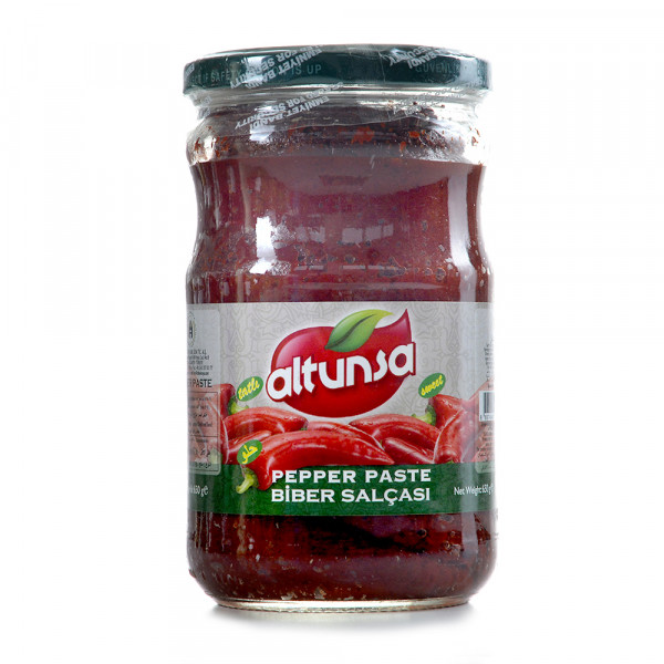 peppers paste altunsa (Sweet) 650 g