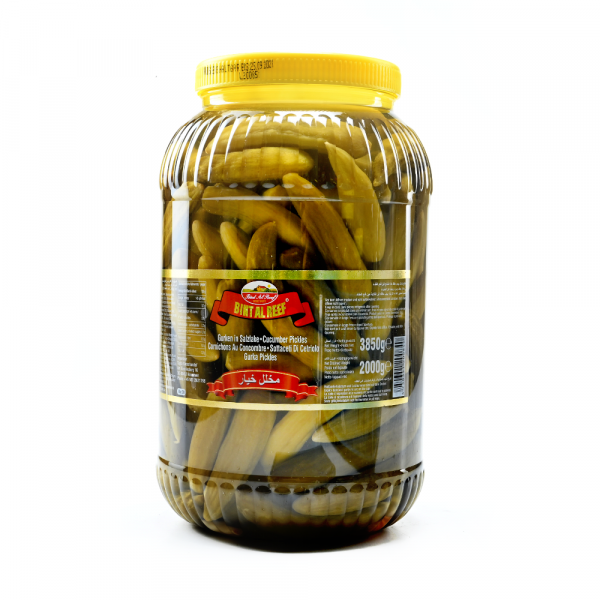 Pickled Cucumber - Bint Al Reef - 3850 g