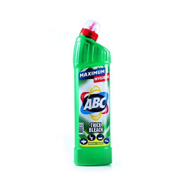 Bleach - ABC - Concentrated -746 ml