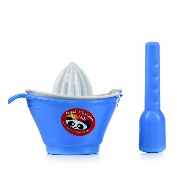 plastic Mortar and Pestle -large