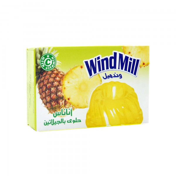 Gilo Halal-WindMill-Pineapple