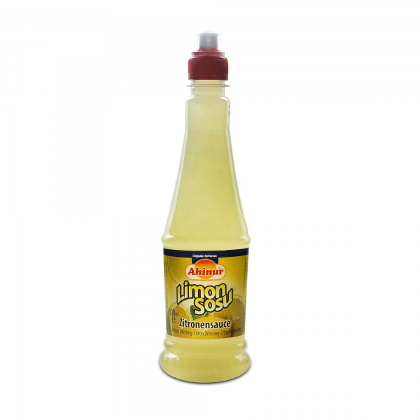 Sour lemon Juice 500 ml Ahinur