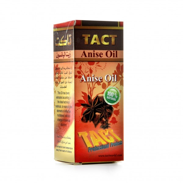 Natural grape anis oil 60 ml -Tact