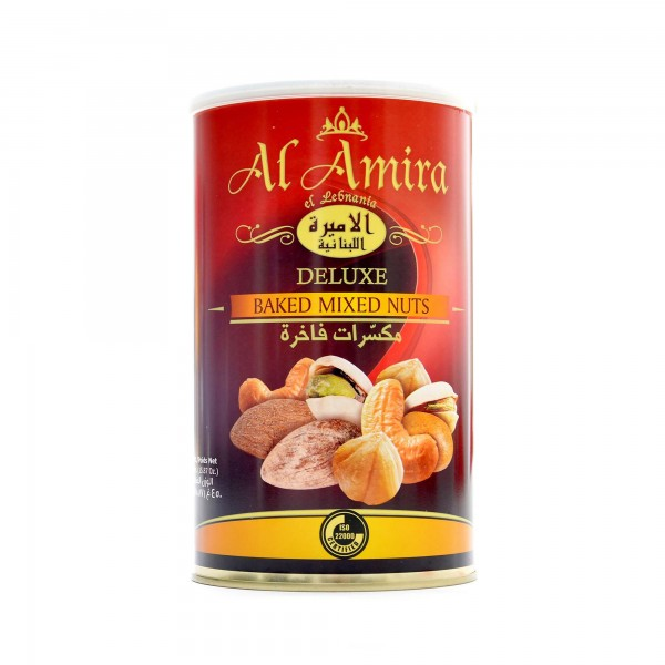 Al-Amira Red Baked mixed nuts 450 g
