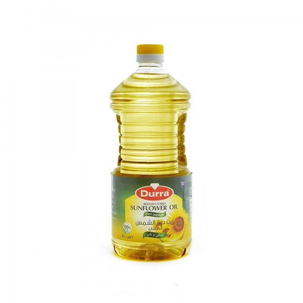 Durra Sunflower oil 2 L