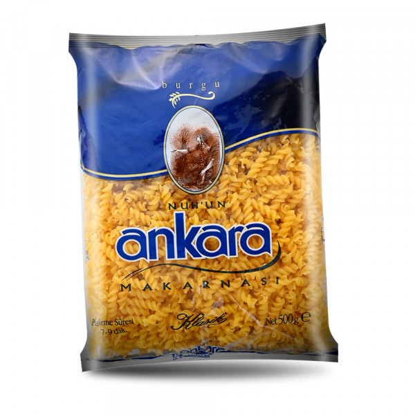 Twisted Pasta - Ankara - 500 g