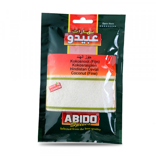Grinded Coconut 50g Abido