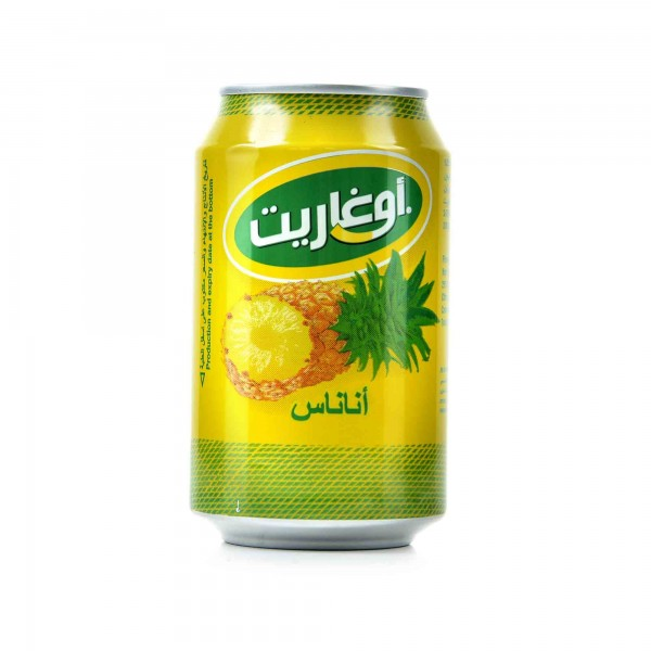 Pineapple juice Ugarit 330 ml