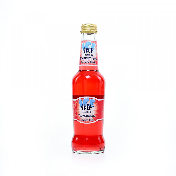 Ice Free Sparkling Pomegranate 275 ml