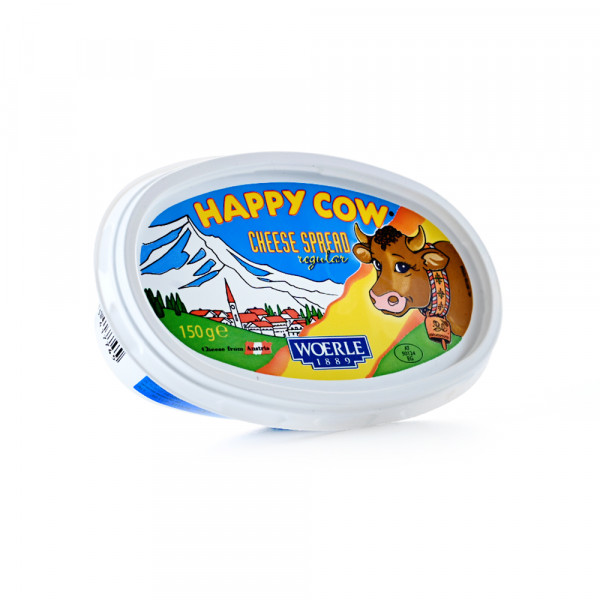 happy cow cheese 150g